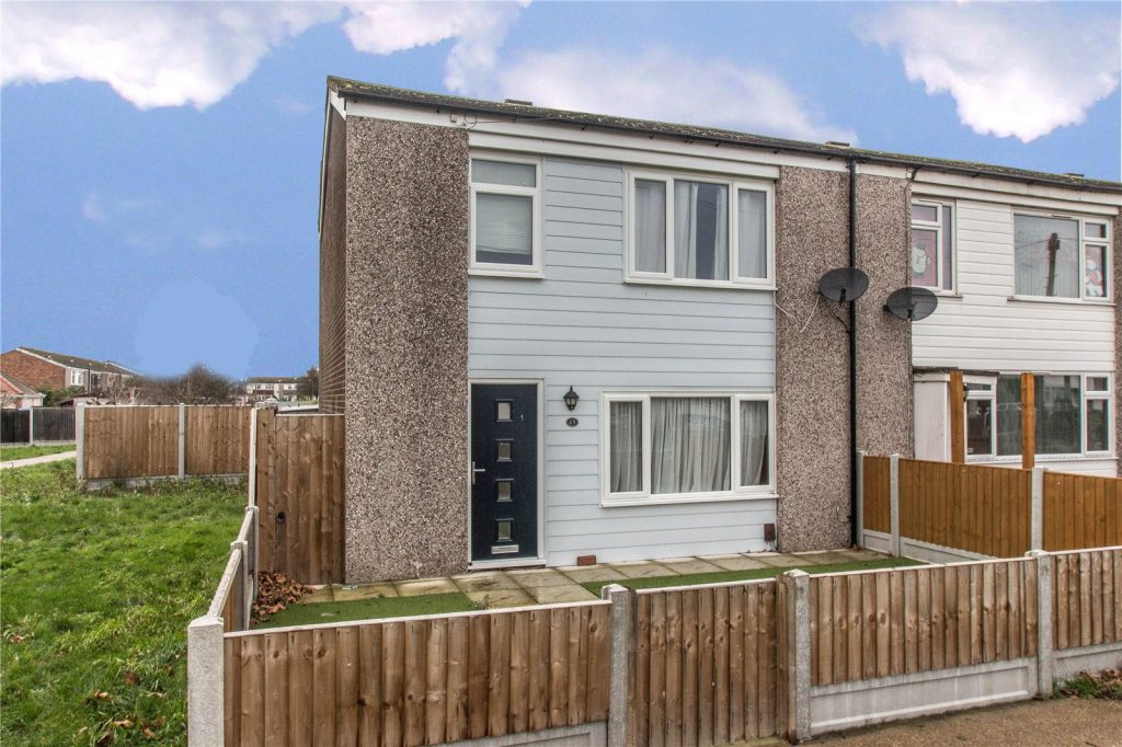 First Avenue, Canvey Island